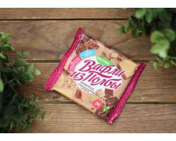 """Вафли из полбы™ """"ВАСТЭКО"""" Шоколад,С тростниковым сахаром, 45 гр."""