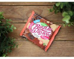"""Вафли из полбы™ """"ВАСТЭКО"""" Шоколад,Без сахара, 45 гр."""