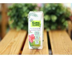"Кокосовая вода ™ ""KING ISLAND"" без сахара,250 мл."