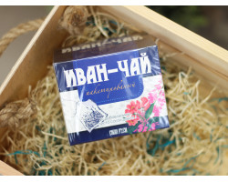 "Иван чай ™ ""Сила Руси"" с саган дайля 20 пакетов по 2 гр."