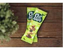 """Батончики ™ """"Ол Лайт"""" фруктово-ореховый Арахисовый, 30 гр."""