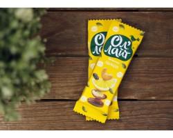 """Батончики ™ """"Ол Лайт"""" фруктово-ореховый Лимонный, 30 гр."""