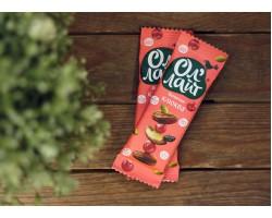"""Батончики ™ """"Ол Лайт"""" фруктово-ореховый Клюквенный, 30 гр."""