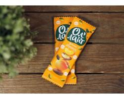 """Батончики ™ """"Ол Лайт"""" фруктово-ореховый Абрикосовый, 30 гр."""