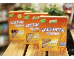 Клетчатка пшеничная крупная 150 гр