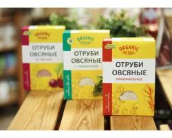 Отруби овсяные без добавок 0,2 кг