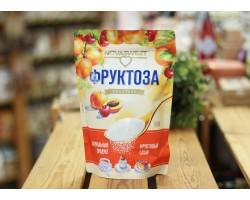 """Фруктоза ™ """"Новасвит"""" в мягкой упаковке 500 гр."""