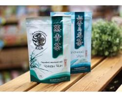 Черный дракон Паровой зелёный чай   100г