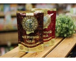 Черный Чай крупнолистовой   100г
