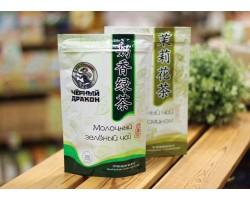 Черный дракон Молочный зелёный чай 100г