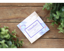 "Шоколад ™ ""Nilambari"" белый с фундуком,65 гр."