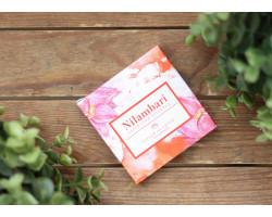 """Шоколад ™ """"Nilambari"""" нежный на кэробе с ванилью ,65 гр."""