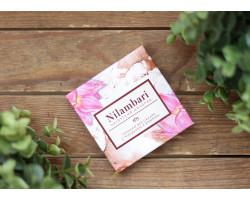 "Шоколад ™ ""Nilambari"" горький на сухофруктах с миндалем и изюмом,65 гр."