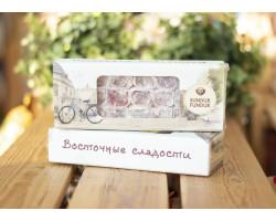 "Лукум ™ ""Sunduk Funduk"" царский с грецким орехом 200гр"