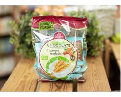 """Конфеты ™ """"COBARDE el  Chocolate"""" мультизлаковые с миндалем  200 гр"""