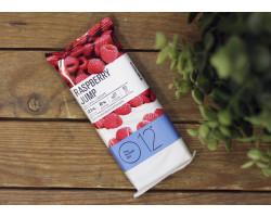 """Вафельный протеиновый батончик ™ """"O12"""" малиновый йогурт 65 гр."""