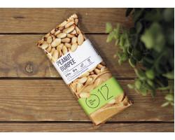 """Вафельный протеиновый батончик ™ """"O12"""" арахис 65 гр."""