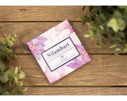 """Шоколад ™ """"Nilambari"""" горький с какао бобами и солью, 65 гр."""