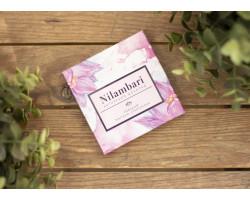 """Шоколад ™ """"Nilambari"""" горький малина -спирулина, 65 гр"""
