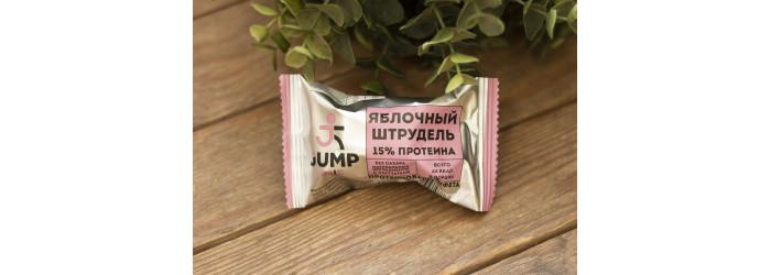 """Конфеты без сахара™ """"Energy Ball JUMP"""" Яблочный  штрудель 30 г"""