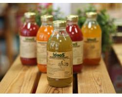 """Сок ™ """"IDEAS"""" яблоко-огурец-сельдерей-лимон-имбирь 0,33 л."""