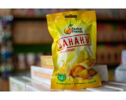 "Бананы вяленые ™ ""Natur Foods"",200 гр."