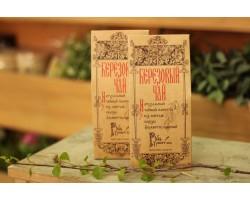 "Березовый-чай ""Русь тресветлая""100гр."