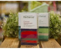 """Чай чёрный с травами ™ """"Herbarus"""" Спелый ароматный в фильтр пакетах 24 шт *2г"""