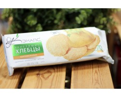 """Хлебцы хрустящие  ™ """" Кэнапс"""" картофельные 70 гр."""