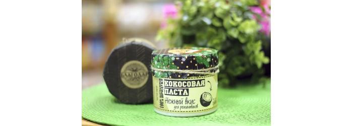 Кокосовая паста 300 гр