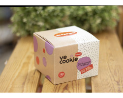 "Печенье ™ ""Meangel"""" Ve cookie"" гречишное 200 гр"