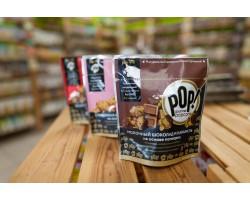 """Попкорн ™ """"POP!"""" Молочный шоколад и карамель 100 гр."""