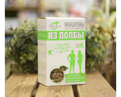 "Макароны  из полбы ™ ""ЭкоБренд"" Рожки 400 гр."