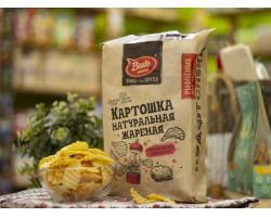 """Чипсы картофельные ™ """"Bruto snacks"""" Розовый перец 70 гр."""