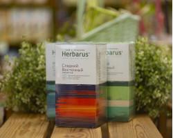 """Чай чёрный с травами ™ """"Herbarus"""" Сладкий восточный в фильтр пакетах 24 шт *2г"""