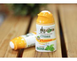 """Столовый подсластитель™ """"Бионова"""" Стевия Premium жидкий,80 гр."""
