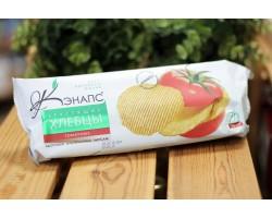 """Хлебцы хрустящие  ™ """" Кэнапс"""" томатные 70 гр."""