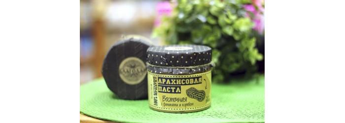 """Арахисовая паста """"Восточная"""",300 гр."""