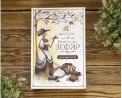 """Зефир ™ """"ВКУССТОРИЯ"""" в шоколаде 200 гр"""